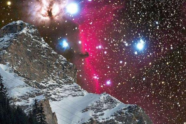 254万光年外的星系,来势汹汹朝着银河系袭来,会对人类有影响吗
