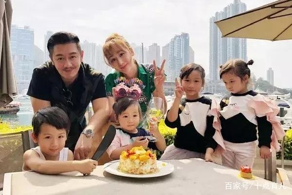 陈浩民老婆5年生4胎,易孕体质真的存在么?