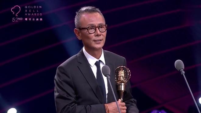 """第52届电视金钟奖「刘德凯」演出""""这些年那些事""""获最佳男主"""