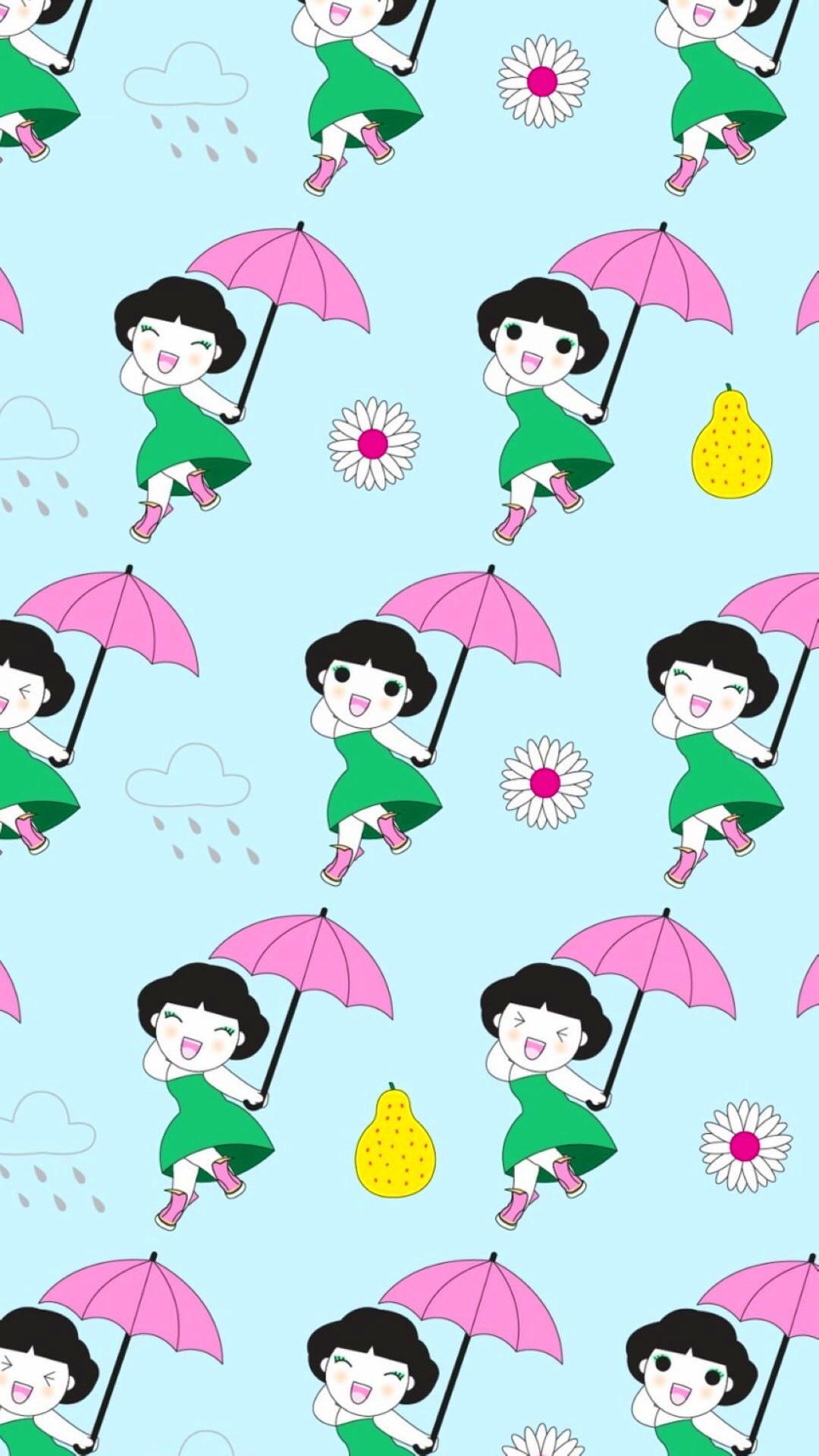 动漫壁纸:二次元萌妹子手机壁纸,每一张都好喜欢黄_污漫画姐弟图片