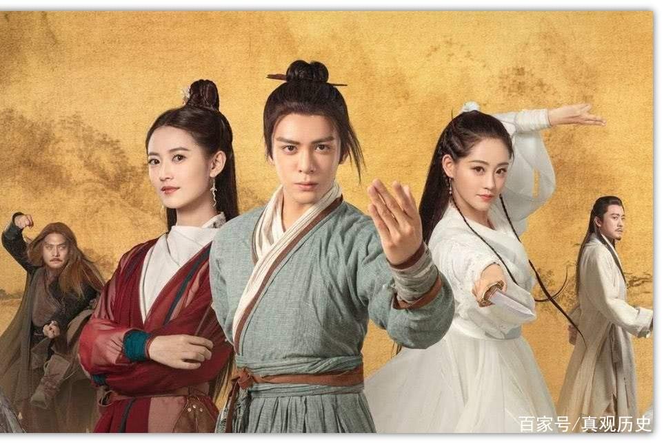《倚天屠龙记》中朱元璋是明教弟子,历史上明朝却并非因此命名!