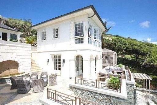 晒晒徐子淇的豪宅:豪宅不仅有游泳池,连私人果园都有一个