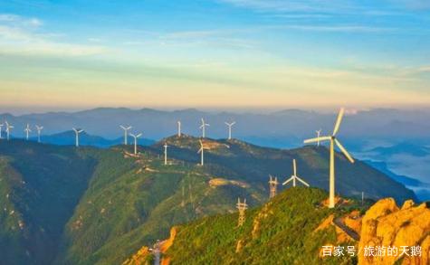 苏州看日出的6大旅游景点,临海括苍山上榜,你想去哪个
