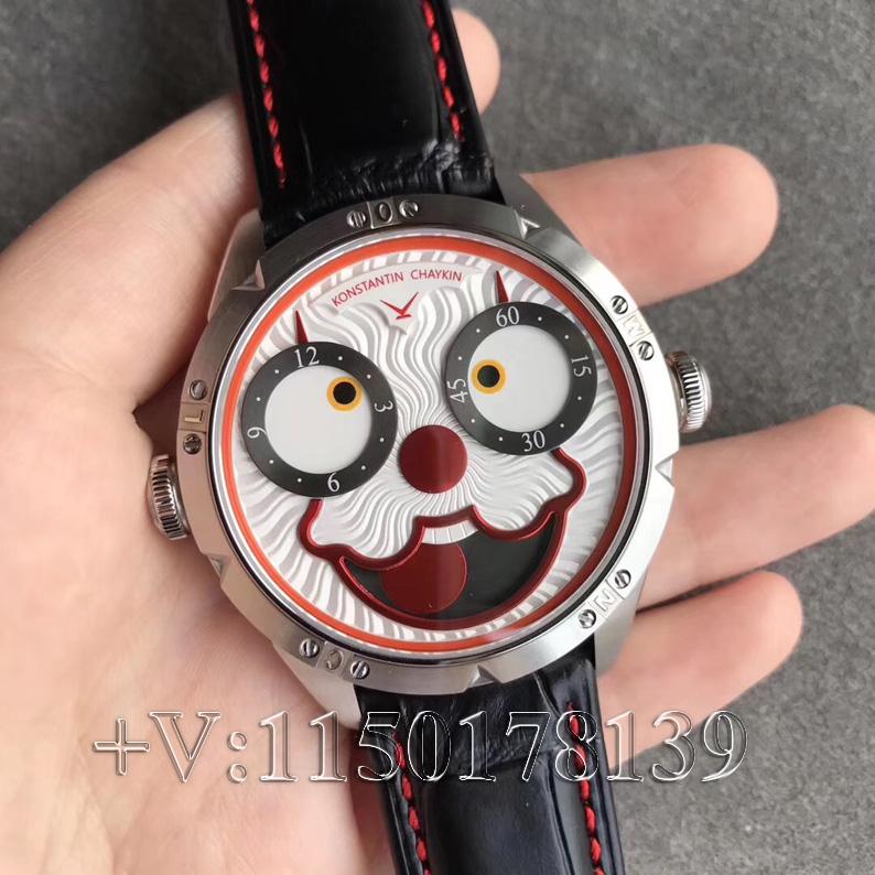 九张图告诉你:俄罗斯小丑V2有何技术内幕?机芯稳不稳定?