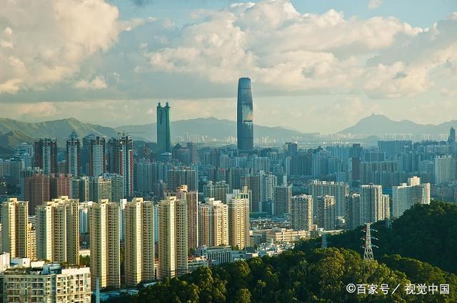 深圳的一些免费的旅游景点,你知道几个