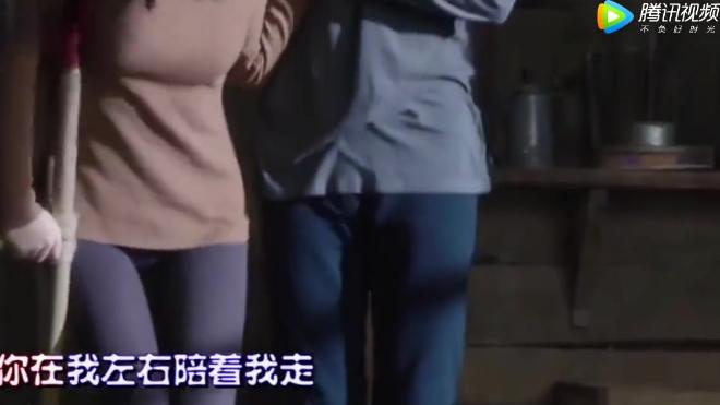 张韶涵深情演唱《没离开过》上演了一场凄美的《南极之恋》