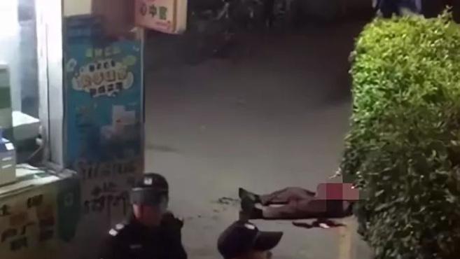 男子从南海坐车到广州,给不起车费,竟当场捅死司机