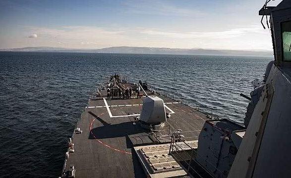 美驱逐舰杀了个回马枪!俄招牌潜艇奉命出击,或重演2年前的屈辱