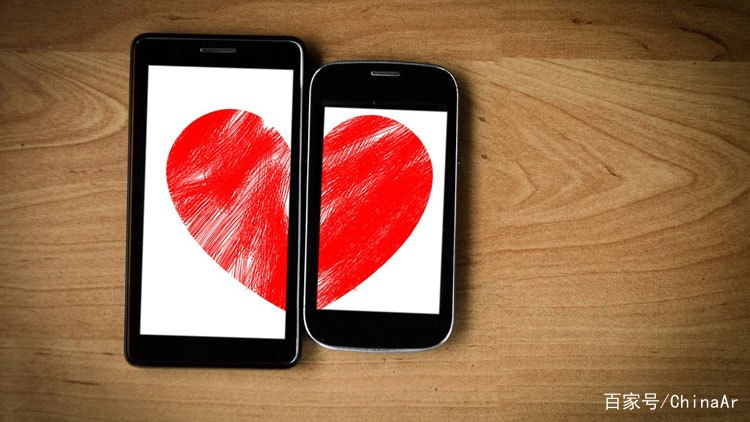 使用ai人工智能的约会软件寻找爱情