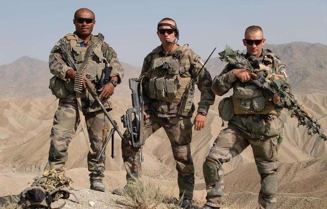中国雇佣兵_雇佣兵不会出现在中国,是因为不敢来?答案自然是否定