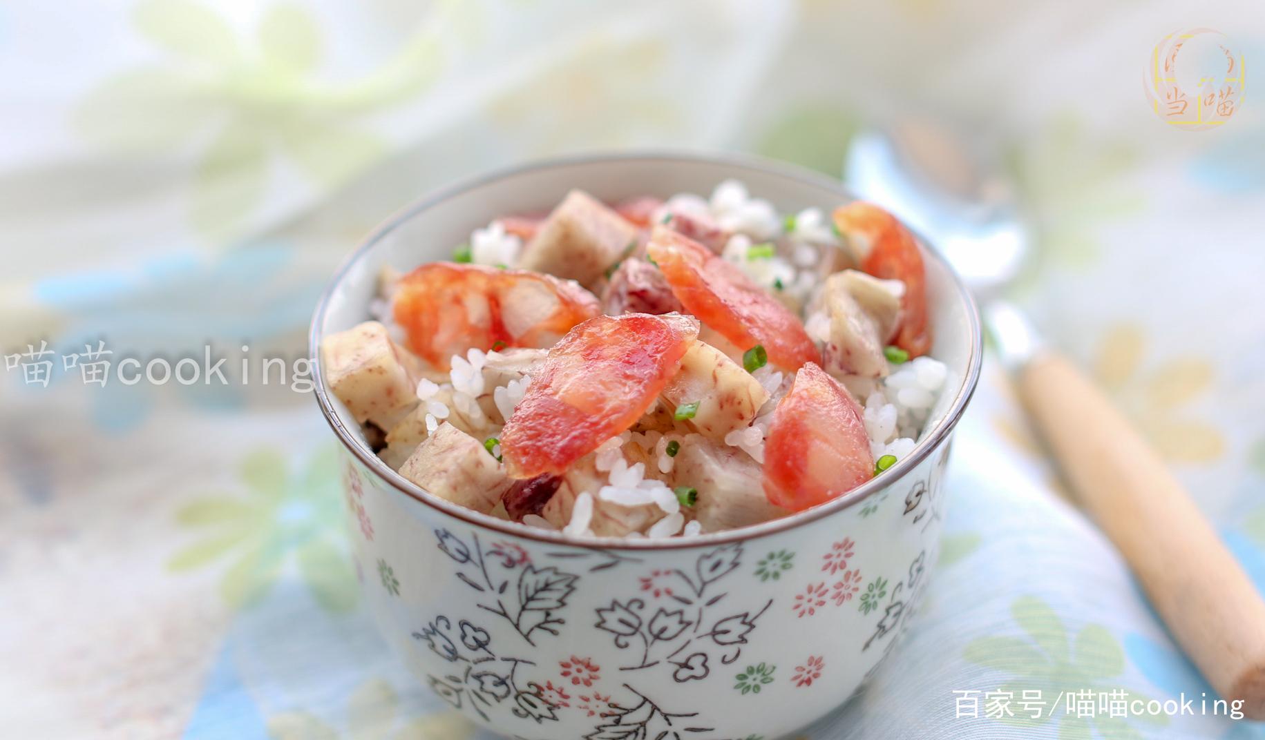 米饭的这7种做法,营养美味,好吃不腻,连着吃一周不重样