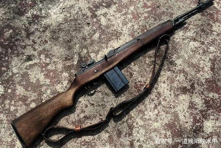 M14突击步枪性能优异,只是错误的时间,出现在错误的地方