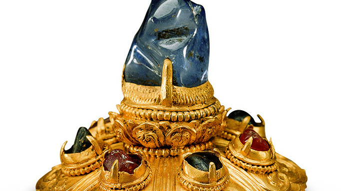 朱元璋规定亲王以锡器作为随葬礼器,到其重孙子就走形了