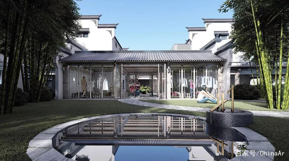 """8个中国最新""""美丽乡村""""民宿庭院 值得一去 推荐 第56张"""