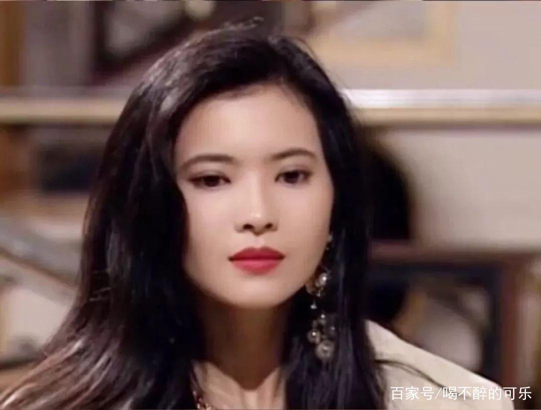 蓝洁瑛年轻时候有多美,周星驰梁朝伟都视她为梦中情人