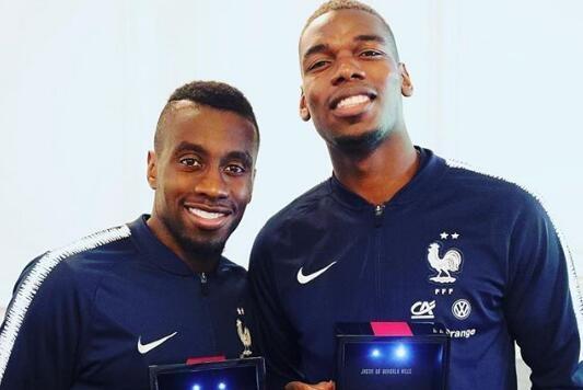 效仿NBA!博格巴自费为法国全队定制冠军戒指 自称只是小心意