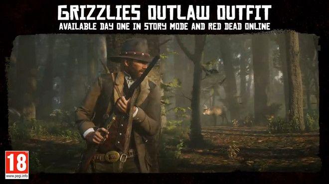 《荒野大镖客2》公布新宣传片 展示PS4 30天限时独占内容