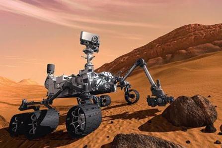 """探测器在火星拍到酷似""""蘑菇""""的东西,它会是什么?听听专家怎么说"""