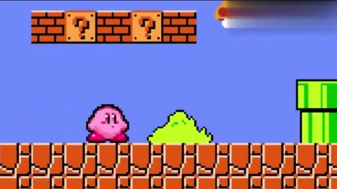 游戏:当它抢了马里奥的蘑菇,超级玛丽的世界直接乱套了!