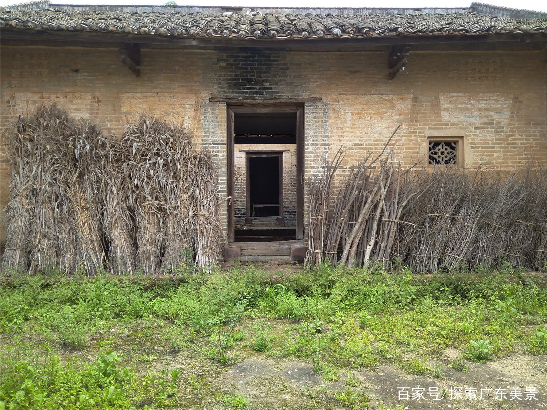 中国最美休闲乡村,南江文化代表,郁南县兰寨,你来过吗