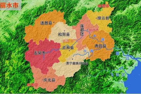 浙江青田县,为何有二十几万华侨?