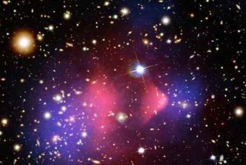 """科学家发现第二个""""无暗物质星系"""",颠覆了人们以往认知"""