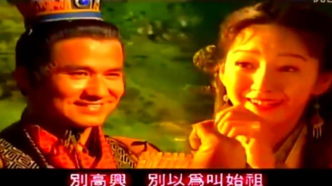 TVB-寻秦记主题曲,每部剧都能勾起我们内心深处的回忆