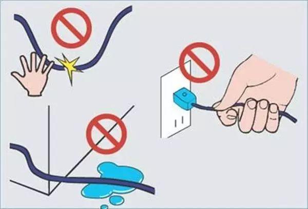 家庭用电分路器电路图