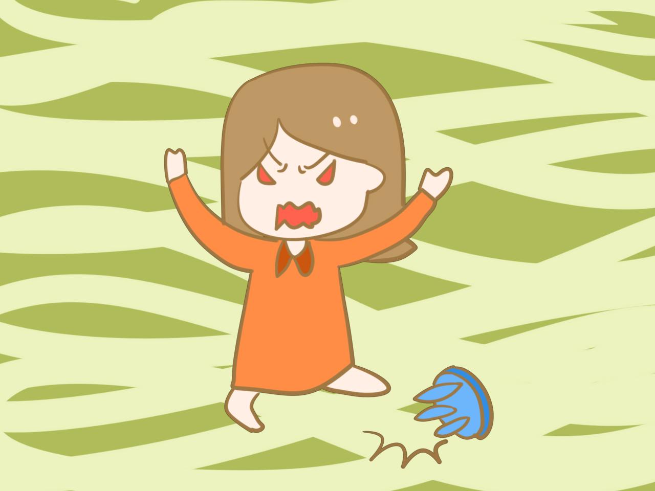 媽媽要控制自己的脾氣,這些口頭禪真不能說,會對孩子圖片