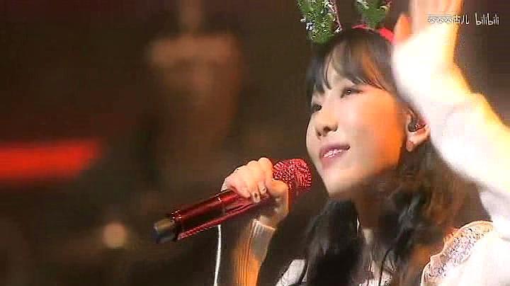 金泰妍音乐会压轴表演,不仅歌声好听,长得也非常的好看