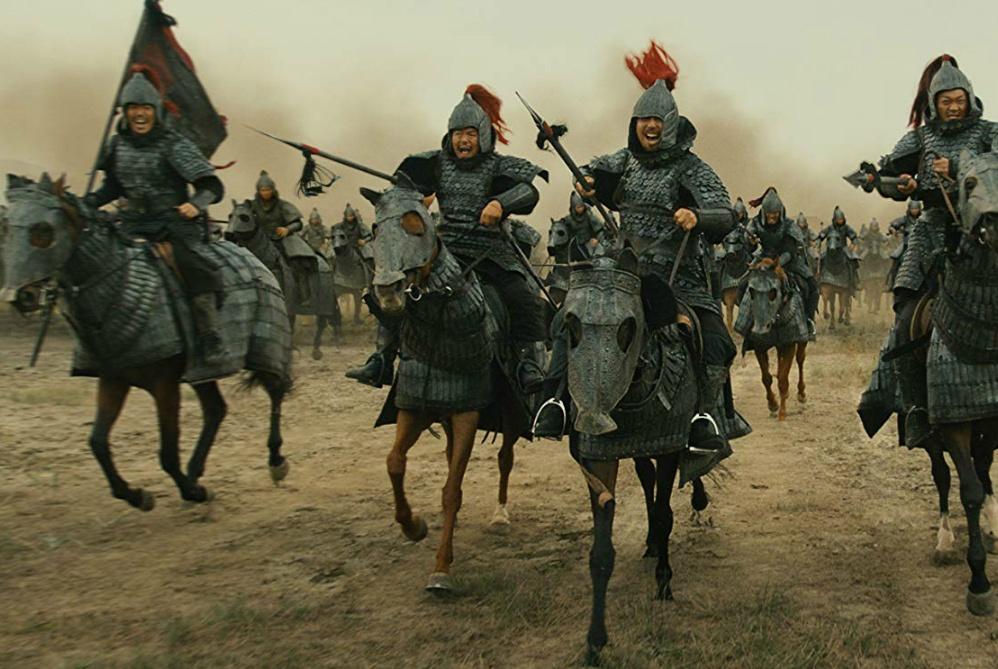 《安市城》堪比韩国版《长城》,战斗恢弘,战败唐朝李世民