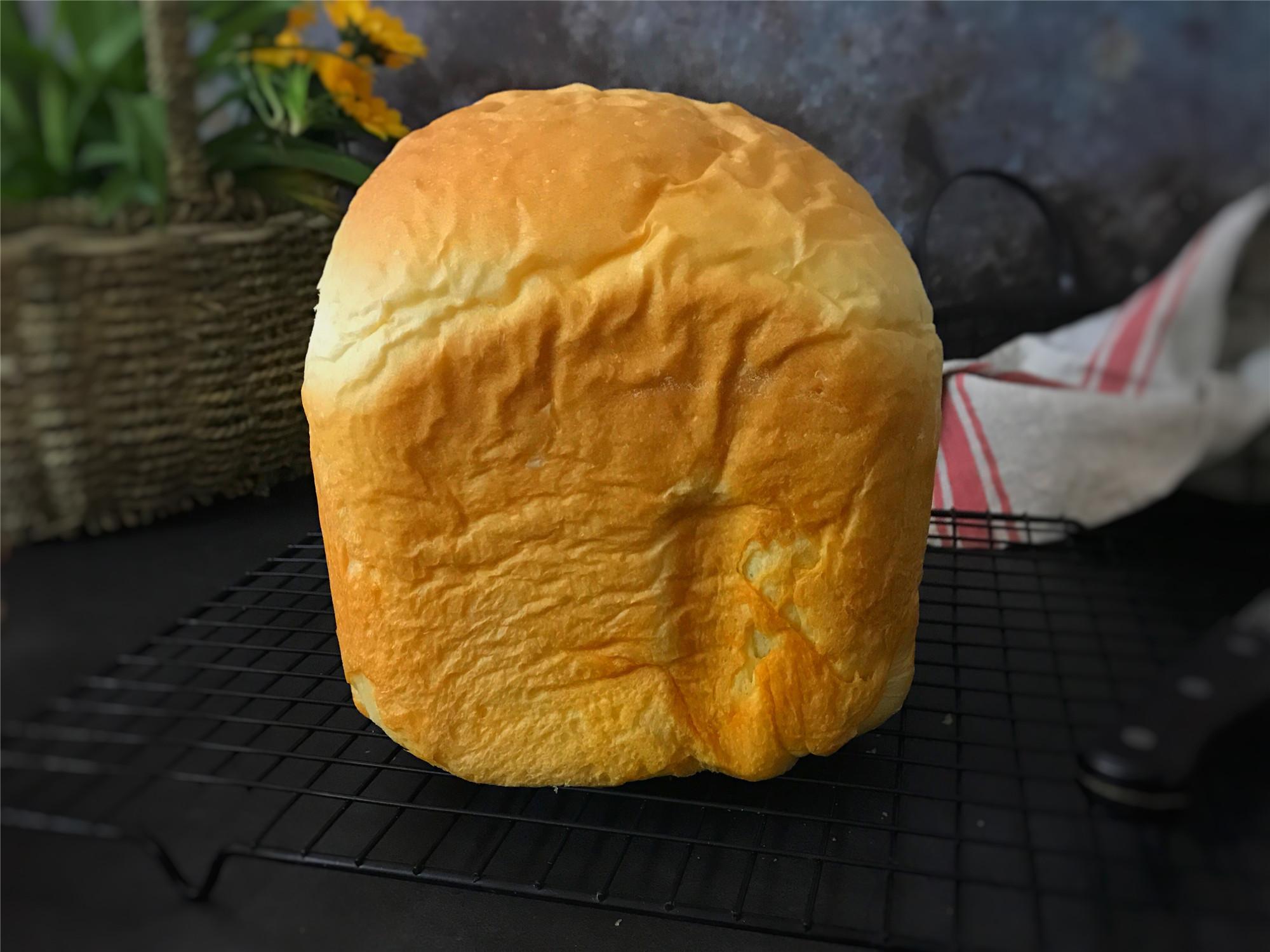 用面包机做面包,多做这一步,面包松软又拉丝,可惜很多人不知道