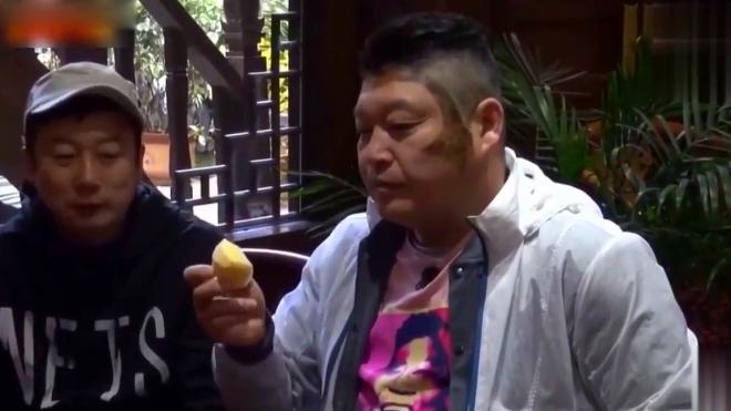韩综《新西游记》中国早餐美味体验 韩国艺人纠结吃不吃苹果