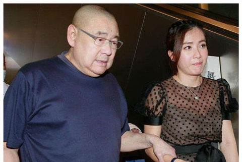 港媒曝刘銮雄面临澳门服刑或流放,疑似甘比会因此继承财产