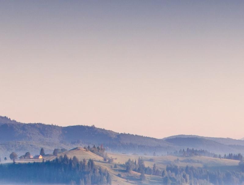 近处和远处的景色各有不同,喜欢这用隐隐约约的景色