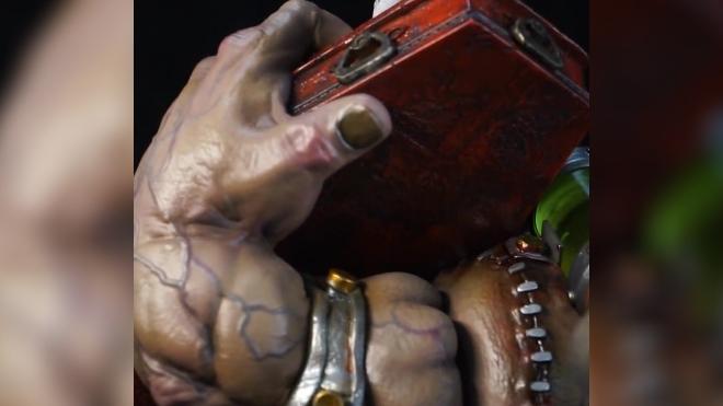 犹大模玩 第三季 第10期 Toylaxy 科学怪人 弗兰肯斯坦 雕像 开箱分享