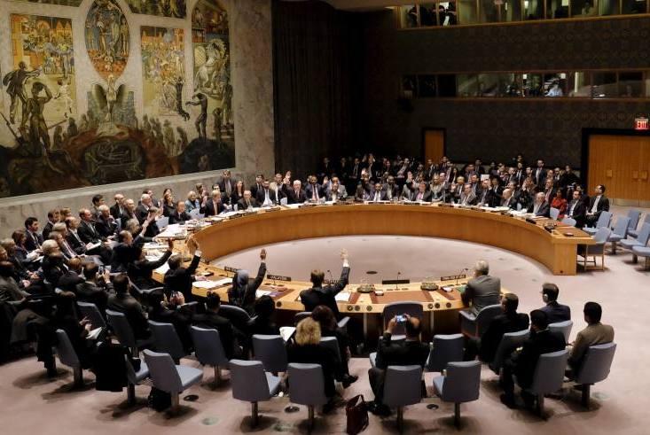14比1,安理会变成美国批判大会,叙代表:干脆送几个州给以色列
