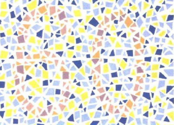 7张色盲测试图片,如果可以看出3张就代表不是,你看出了多少张?