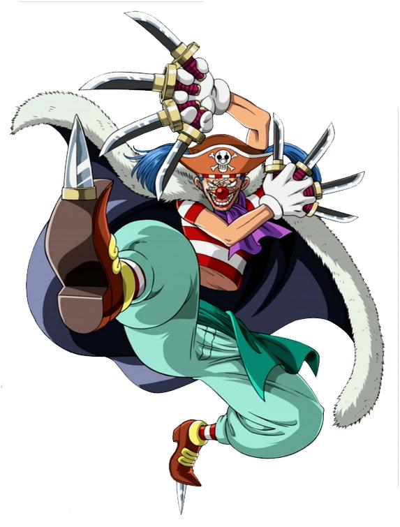 盘点海贼王:巴基海贼团成员个个都是演技派 最傻的就
