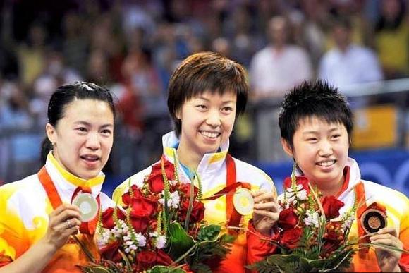 同是奥运冠军:张怡宁相夫教女,王楠家庭美满,但31岁的她仍单身