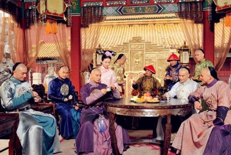 """《步步惊心》""""阿哥军团""""已有3人当爹,他如今是""""如兰""""男朋友"""