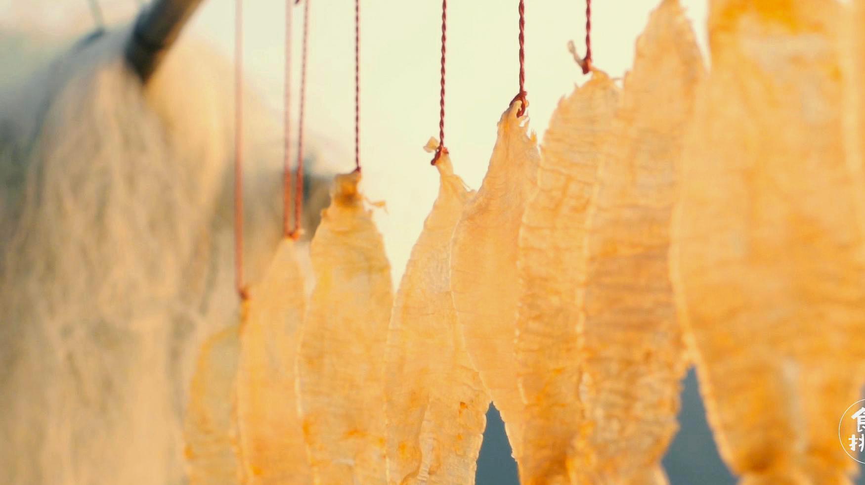 潮汕这个海岛的鱼鳔干,居然和燕窝、鱼翅齐名!