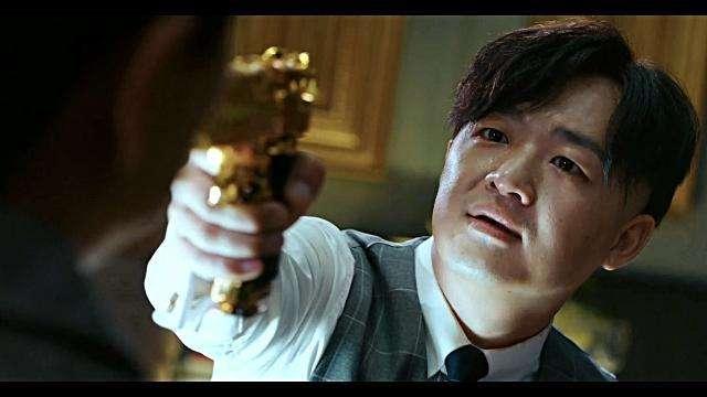 包贝尔《大人物》演技炸裂,翻拍自韩国电影《老手》