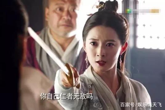 新版《倚天屠龙记》成了杨幂和唐嫣对决,赵敏周芷若谁更胜一筹?
