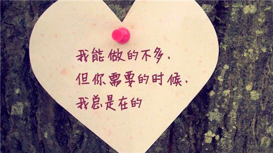 """在我心中,与此同时,在""""真爱""""的情况下我不能说喜欢和爱表达诚意和"""
