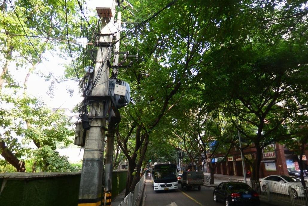 中国最挤街道:仅0.8平方千米却住了4万人,白天人口密度达16万人