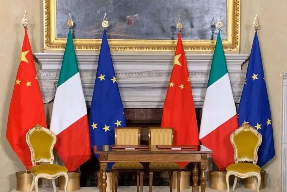 """意大利坚持加入""""一带一路""""倡议,只因不想错过最好的选择"""