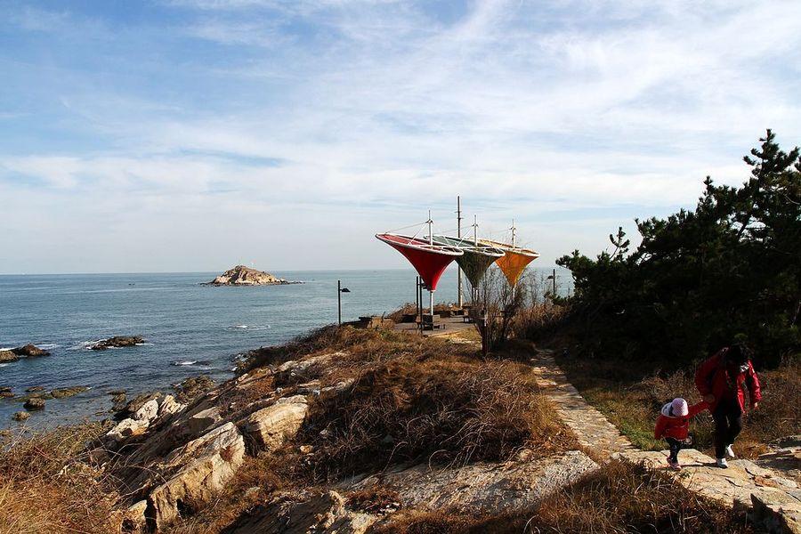 烟台养马岛:海上仙境,你也一起来看看!