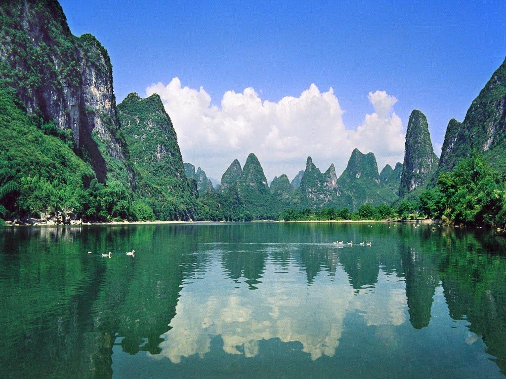 桂林所有景点的精华,桂林十大旅游胜地
