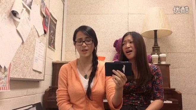 雾都孤儿I dreamed a dream duet「俞安安 Erica Ng」